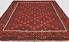 A carpet, kilim afghan, ca 366 x 283 cm.