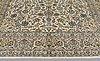A carpet, kashan, ca 400 x 288 cm.