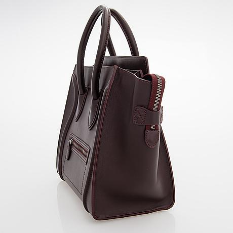Céline, a 'luggage tote mini' bag.