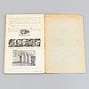 """Bok, """"dictionnaire abrégé du surréalisme"""", 1938."""