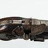 Piilukkokiväri, 1800-luku.