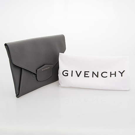 """Givenchy, """"antigona"""", kirjekuorilaukku."""