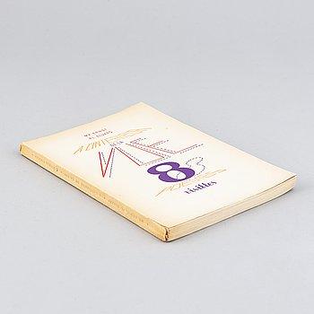BOOK, Ernst, Max - Eluard, Paul - A l'interieur de la vue. 8 poemes visibles.