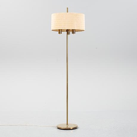 A floor light, fagerhult ljusarmatur, second half of the 20th century.
