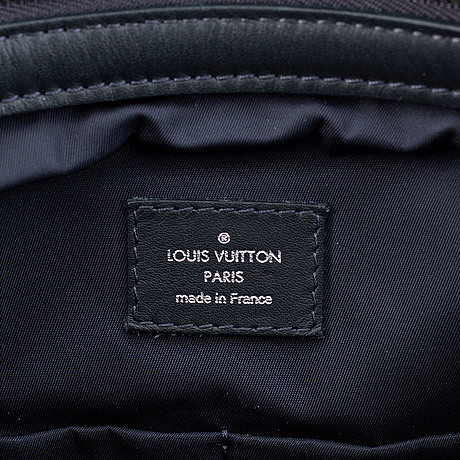 Louis vuitton, messenger bag, americas cup, 2017.
