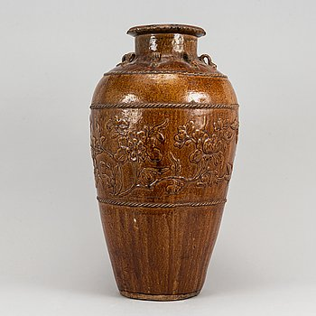 Martabankruka, keramik. Troligen 1700-tal.
