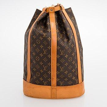"Louis Vuitton,  ""Randonnee GM"", väska."