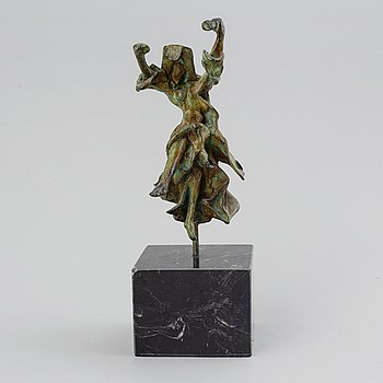 Salvador Dalí, sculpture, bronze, signed. Mumbered 290/300 on certificate.
