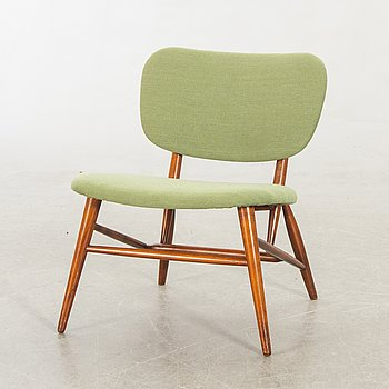 Alf Svensson, probably, armchair,  mid-20th century.