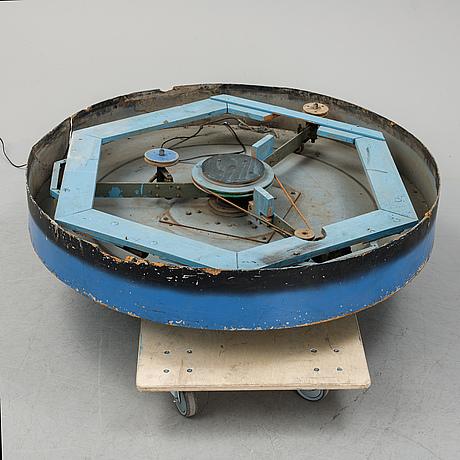 A mechanical display, posa, germany, 1950's.