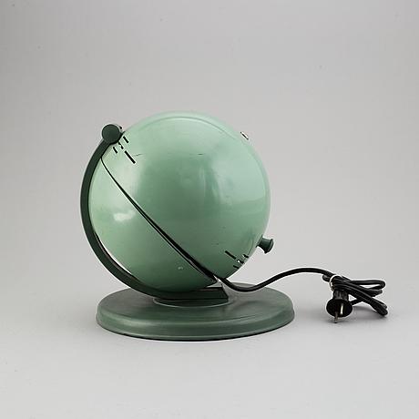 Hanau quartz, table light, 'klein-höhensonne s100-, germany.