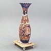 Praktvas, porslin. japan, meiji perioden (1868-1912).