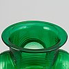 Nanny still, a 'pajazzo' glass vase, riihimäen lasi oy, finland.
