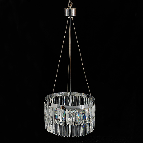 A ceiling lamp from the second half of the 20th century.