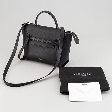 Céline, 'micro belt bag'.