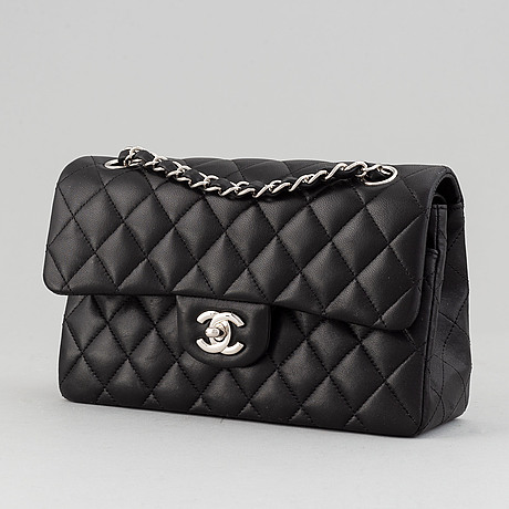 Chanel, 'small double flap bag', 2009-2020.