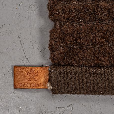 A carpet, kasthall, gunilla lagerhem ullberg, ca 199 x 167 cm.
