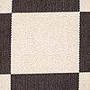 "Gunilla lagerhem ullberg, a carpet, machine woven, ""arkad checkerboard"", ca 298 x 190  cm, kasthall."