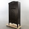 An early 20th century jugend cupboard.