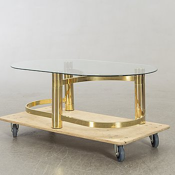 Coffee table, late 1900s.