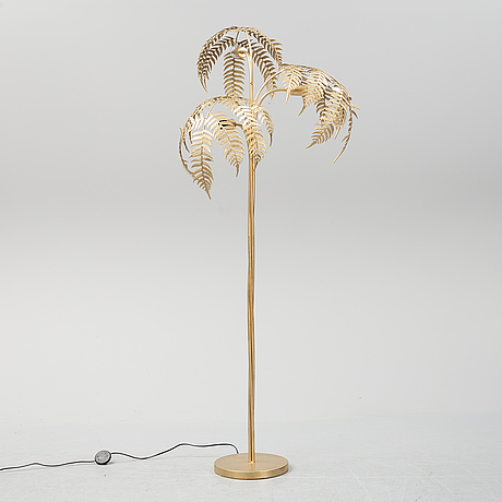 Golvlampa, modern tillverkning.