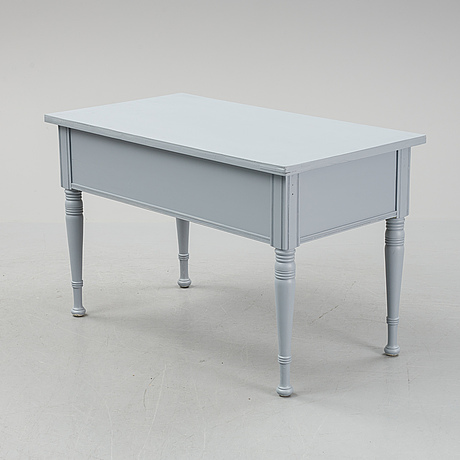 A writing desk from the first half of the 20th century.