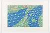 Kristian krokfors, litograph, signed and dated -92, numbered 16/60.