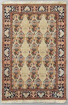 A carpet, Veramin, probably, ca 155 x 105 cm.