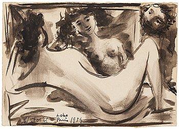 640. Baltasar Lobo, Untitled.