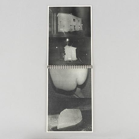 Daisuke yokota, fotobok limiterad upplaga.
