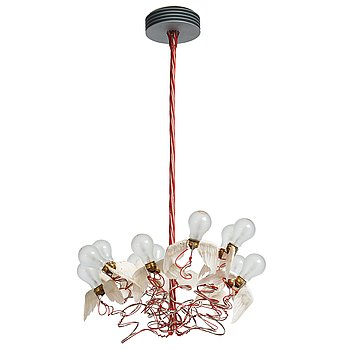 "104. Ingo Maurer, a ""Birdie"" ceiling lamp, Studio Ingo Maurer 21st century."