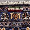 A carpet, kashan, ca 399 x 302 cm.