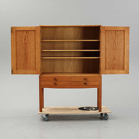 Carl malmsten, a 'october' cabinet from the second half of the 20th century.