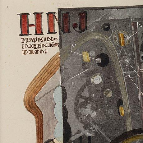 "Gösta adrian-nilsson, ""maskiningenjördröm"" (mechanical engineer dream)."