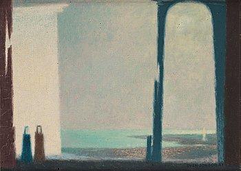 "451. Sven Jonson, ""Ljus rymd""."