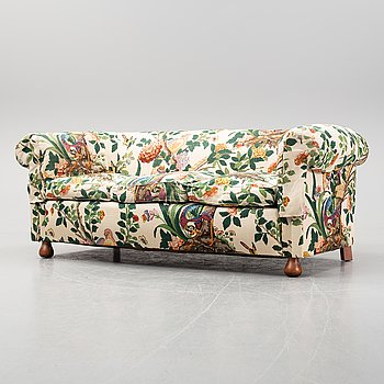 Josef Frank, a model 584 Chesterfield sofa, for Svenskt Tenn.