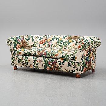 Josef Frank, a model 584 Chesterfield sofa, for Svenskt Tenn.