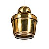 Alvar aalto, 'a 330' pendant light 'golden bell' for valaistustyö.