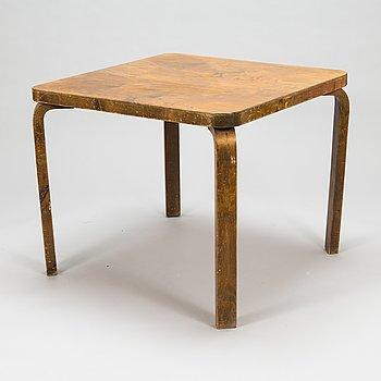 Aino Aalto, a 1940's coffee table for  O.Y. Huonekalu-ja Rakennustyötehdas A.B.