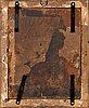 Tuntematon taiteilija, 1600-luku, nuoren miehen muotokuva.
