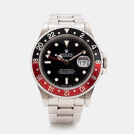 Rolex, gmt-master ii.