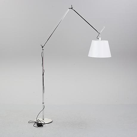 "Michele de lucchi och giancarlo fassina, a ""tolomeo mega floor"" lamp for aretmide, 21th-century."