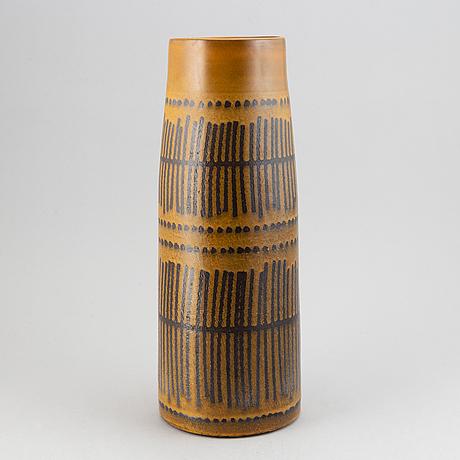 Göran andersson, a ceramic vase, upsala ekeby.