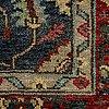 A carpet, heriz design, ca 305 x 242 cm.
