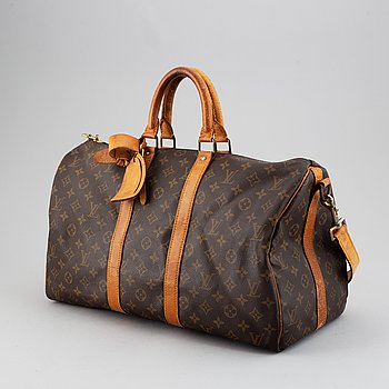 Louis Vuitton, 'keepall bandouliere 45'.