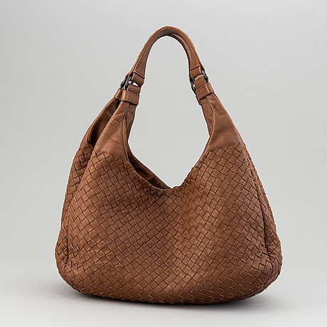 Bottega veneta, leather bag_.