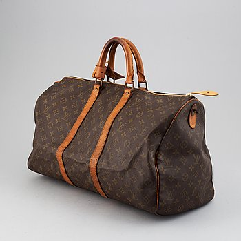 Louis Vuitton, 'Keepall 50'.