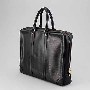 Louis Vuitton, 'Porte-Documents Voyage' briefcase.