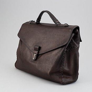 Bottega Veneta, briefcase.