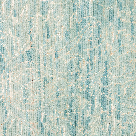 A carpet, ushak design, ca 303 x 238 cm.